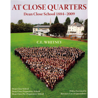 At Close Quarters cover