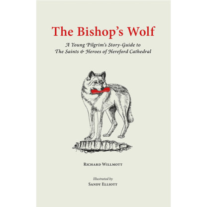 Bishop's Wolf cover