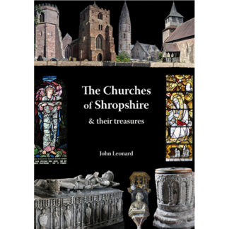 Churches of Shropshire cover