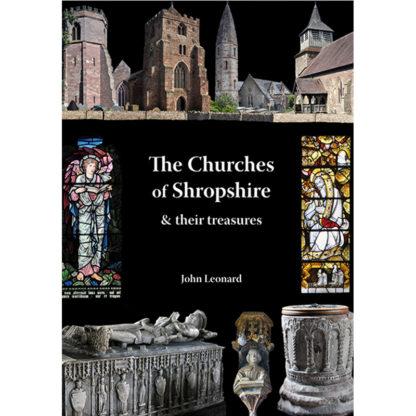 Churches of Shropshire cover