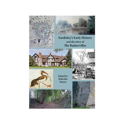Eardisley's Early History cover