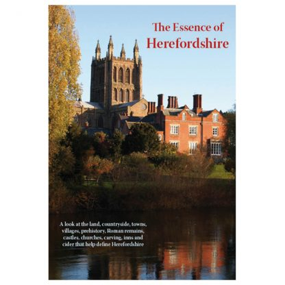 Essence of Herefordshire cover