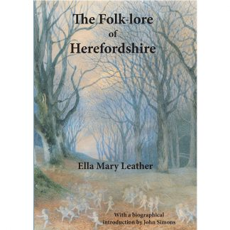 Folklore of Herefordshire cover