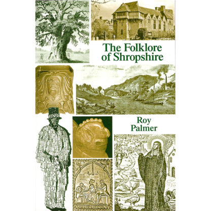 Folklore of Shropshire cover