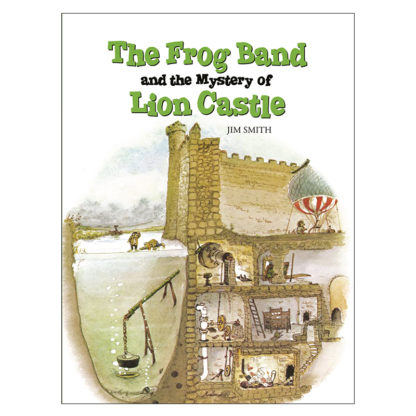 Frog Band and Lion Castle cover