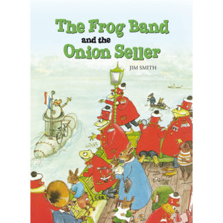 Frog Band and Onion Seller cover