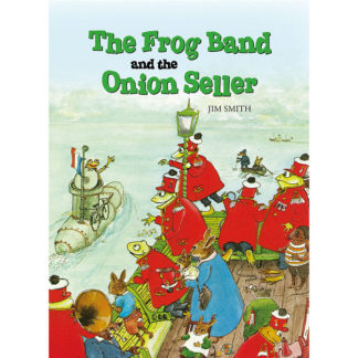Frog Band and the Onion Seller cover