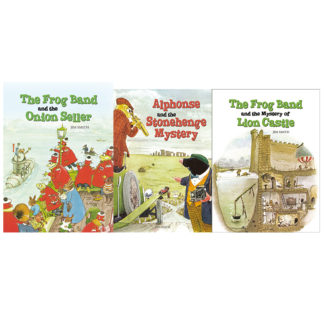 Frog Band set offer covers