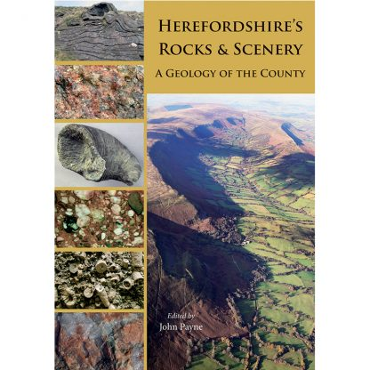 Herefordshire's Rocks & Scenery cover