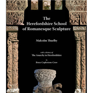 Herefordshire School of Romanesque Sculpture cover