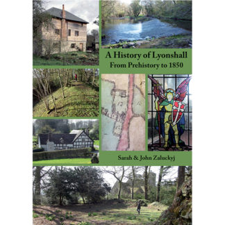 History of Lyonshall cover