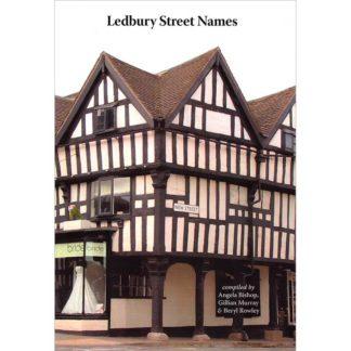 Ledbury Street Names cover
