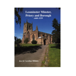 Leominster Minster cover
