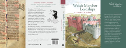 Welsh Marcher Lordships Vol1 Full cover
