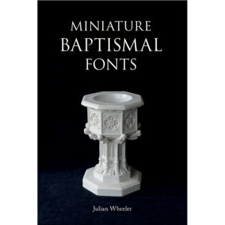 Miniature Baptismal Fonts cover