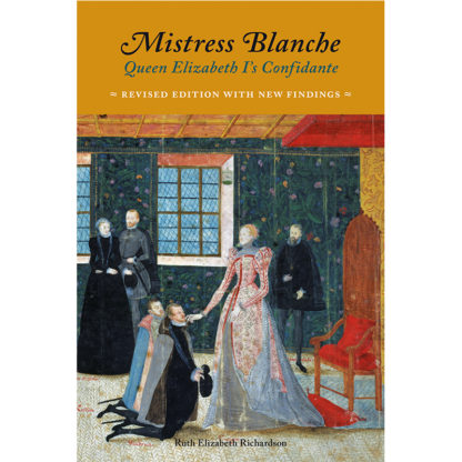 Mistress Blanche cover