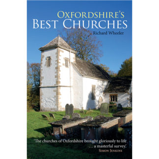 Oxfordshire's Best Churches HB cover