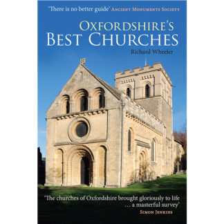 Oxfordshire's Best Churches PB cover