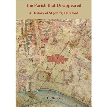 Parish that Disappeared cover