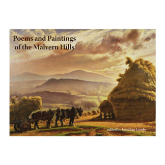 Poems and Paintings of the Malvern Hills cover