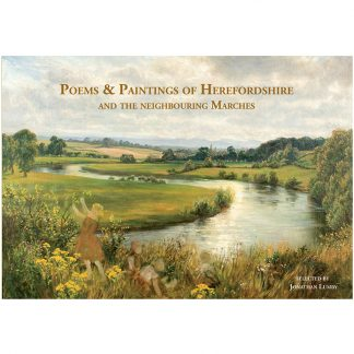 Poems and Paintings of Herefordshire cover