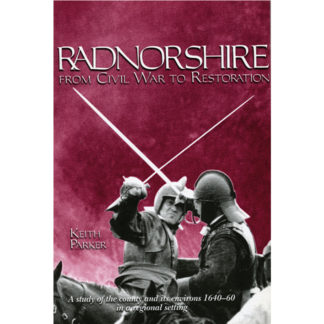 Radnorshire civil war cover