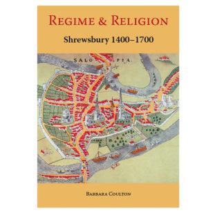 Regime & Religion cover