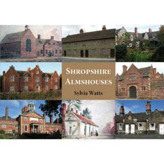 Shropshire Alsmhouses cover
