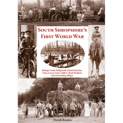 South Shropshire's First World War cover