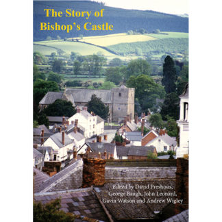 Story of Bishop's Castle cover
