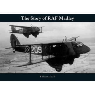 Story of RAF Madley cover