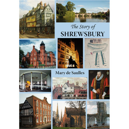 Story of Shrewsbury cover