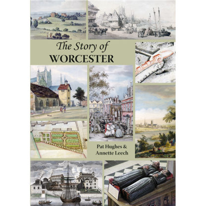 Story of Worcester cover
