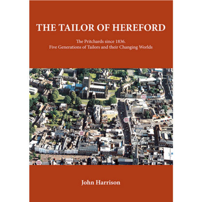 Tailor of Hereford cover