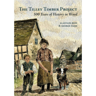 Tilley Timber Project cover