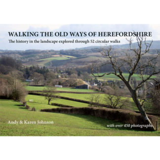 Walking the Old Ways of Herefordshire cover