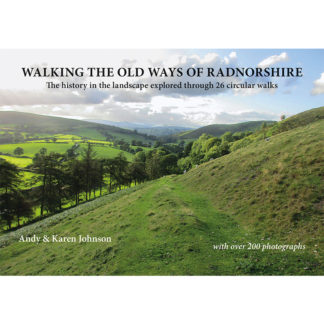 Walking the Old Ways of Radnorshire cover