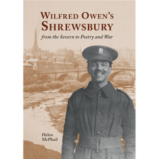 Wilfred Owen's Shrewsbury cover