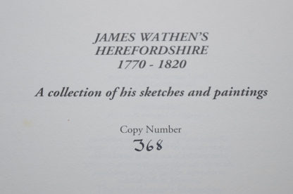 James Wathen Numbered page