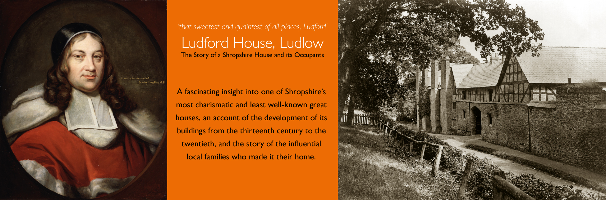 Ludford House banner