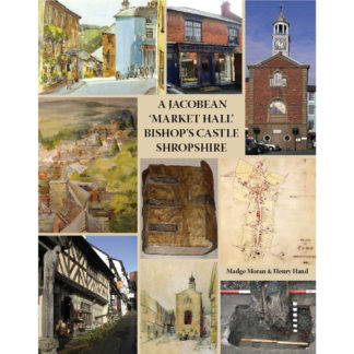 Jacobean Market Hall Bishop's Castle Shropshire cover