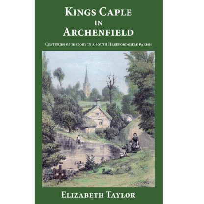 Kings Caple in Archenfield cover