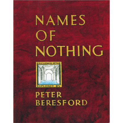 Names of Nothing cover