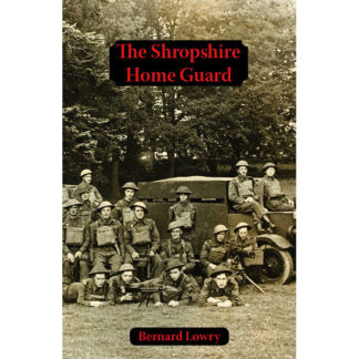 Shropshire Home Guard cover