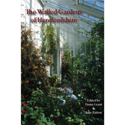 Walled Gardens of Herefordshire cover