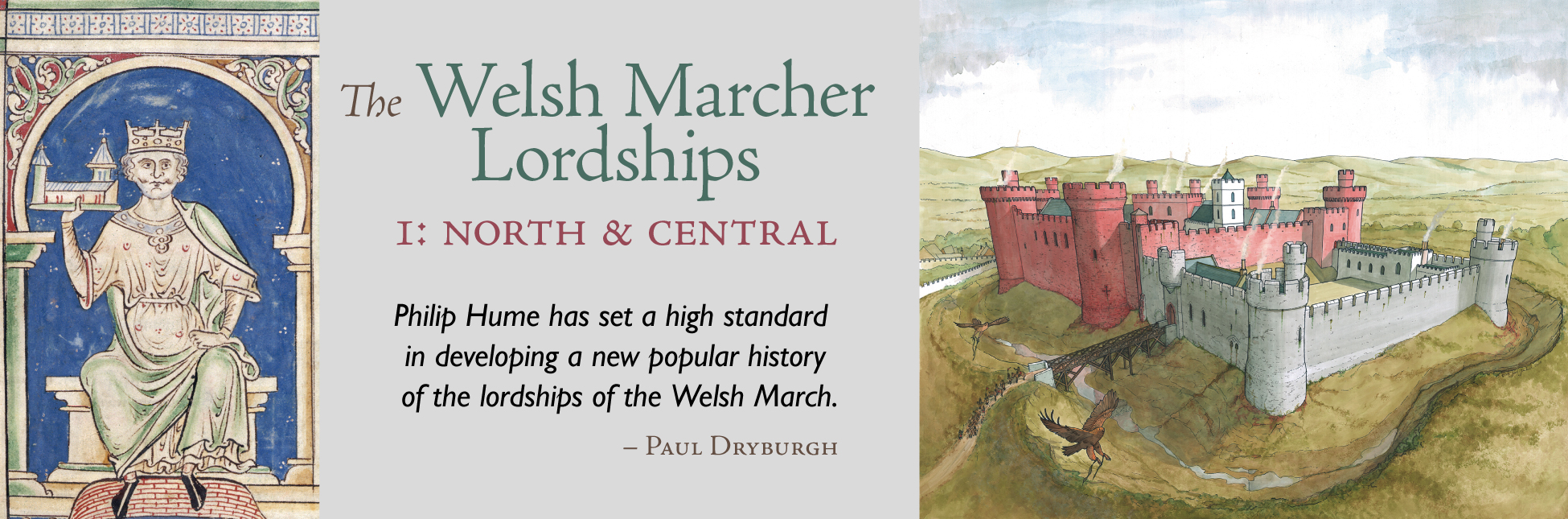 Welsh Marcher Lordships banner