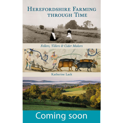 Herefordshire Farming through Time cover