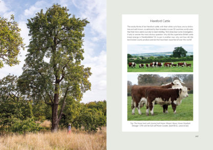 Herefordshire Farming through Time spread