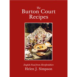Burton Court Recipes cover